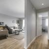 Living Room / Bedroom Hallway Separation